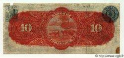 10 Pesos MEXIQUE  1913 PS.0430b TB