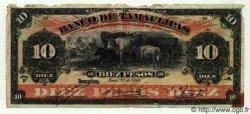 10 Pesos MEXIQUE  1914 PS.0430b AB