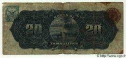 20 Pesos MEXIQUE  1902 PS.0431a AB