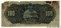100 Pesos MEXIQUE  1910 PS.0433b B