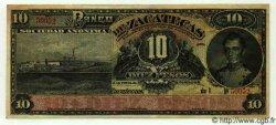 10 Pesos MEXIQUE  1915 PS.0476f TTB+