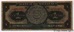 1 Peso MEXIQUE  1950 P.711b pr.TB