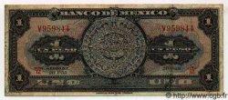 1 Peso MEXIQUE  1959 P.712f pr.TTB