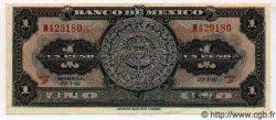 1 Peso MEXIQUE  1961 P.712g SPL