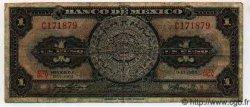 1 Peso MEXIQUE  1965 P.712i pr.TB