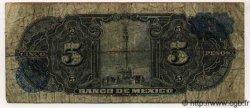 5 Pesos MEXIQUE  1954 P.714c B