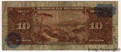 10 Pesos MEXIQUE  1965 P.716k pr.TB