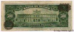 500 Pesos MEXIQUE  1973 P.720Bq TTB