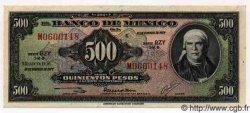 500 Pesos MEXIQUE  1977 P.720Bs SPL