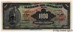 1000 Pesos MEXIQUE  1965 P.721Bn pr.NEUF