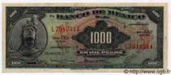 1000 Pesos MEXIQUE  1977 P.721Bt SUP+