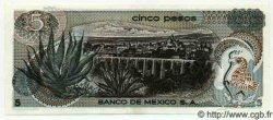 5 Pesos MEXIQUE  1971 P.723b NEUF