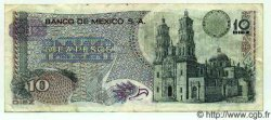 10 Pesos MEXIQUE  1975 P.724h TTB