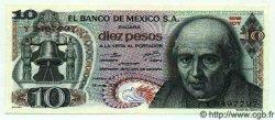 10 Pesos MEXIQUE  1975 P.724h NEUF