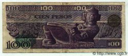 100 Pesos MEXIQUE  1981 P.732a TTB