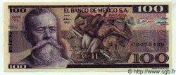 100 Pesos MEXIQUE  1982 P.732c NEUF