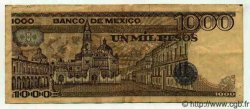 1000 Pesos MEXIQUE  1984 P.739a TTB