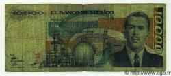 10000 Pesos MEXIQUE  1983 P.742b B+