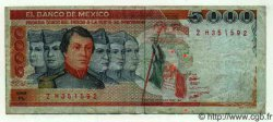 5000 Pesos MEXIQUE  1985 P.745 TB