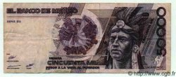 50000 Pesos MEXIQUE  1988 P.751b TTB