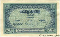 5 Francs MAROC  1930 P.09 SUP