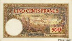500 Francs MAROC  1948 P.15b SUP