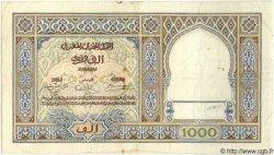1000 Francs MAROC  1938 P.16c pr.TTB