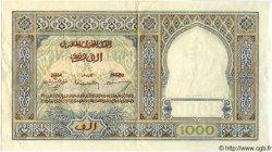 1000 Francs MAROC  1946 P.22c TTB+ à SUP