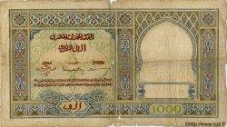 1000 Francs MAROC  1949 P.22c AB