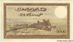 5000 Francs MAROC  1945 P.23cs pr.NEUF