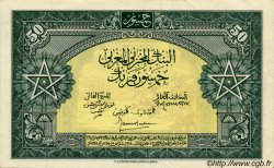 50 Francs MAROC  1944 P.29 pr.SPL