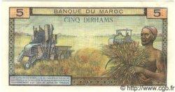 5 Dirhams MAROC  1969 P.53b pr.SPL