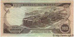 100 Dirhams MAROC  1970 P.59 SUP