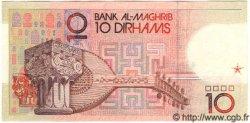 10 Dirhams MAROC  1987 P.60 NEUF