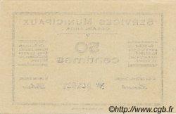 50 Centimes MAROC Casablanca 1919 MS.N09 NEUF