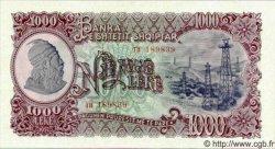 1000 Leke ALBANIE  1957 P.32a NEUF