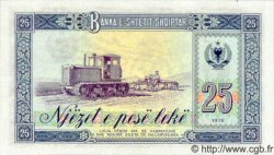 25 Leke ALBANIE  1976 P.44s NEUF