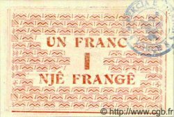 1 Franc ALBANIE  1917 PS.146c pr.NEUF