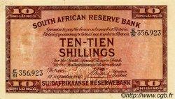 10 Shillings AFRIQUE DU SUD  1940 P.082d pr.TTB