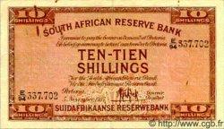 10 Shillings AFRIQUE DU SUD  1947 P.082e TTB