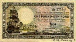 1 Pound AFRIQUE DU SUD  1946 P.082d TTB