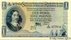 1 Pound AFRIQUE DU SUD  1956 P.084c NEUF