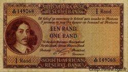 1 Rand AFRIQUE DU SUD  1962 P.103b TTB+