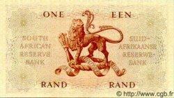 1 Rand AFRIQUE DU SUD  1962 P.103b NEUF