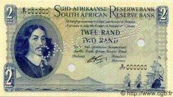 2 Rand AFRIQUE DU SUD  1962 P.105bs NEUF