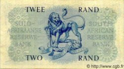 2 Rand AFRIQUE DU SUD  1962 P.105b SUP