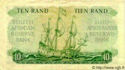 10 Rand AFRIQUE DU SUD  1962 P.106b TTB+