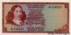 1 Rand AFRIQUE DU SUD  1967 P.110b TTB+
