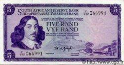 5 Rand AFRIQUE DU SUD  1974 P.111b TTB+