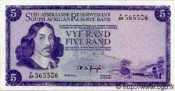 5 Rand AFRIQUE DU SUD  1974 P.112b SPL